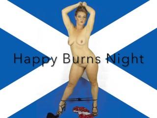 Happy Burns Night