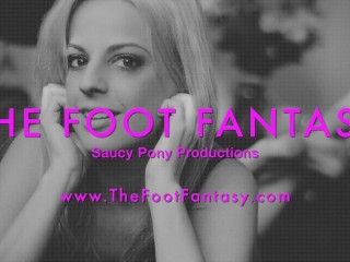 Jenny Jett Real Estate Agent Pantyhose FootJob Preview