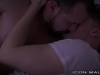 IconMale Max Sargent Sweetly Fucks Younger Boyfriend