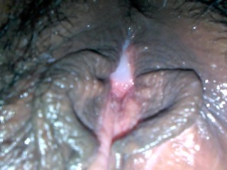 Another orgasm with friend after riding my Shane Diesel Dildo