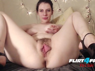Barbie Wolf on Flirt4Free Fetish - Dirty Talking Babe Punishes Her Slave