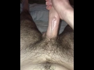 Watch me stroke my cock