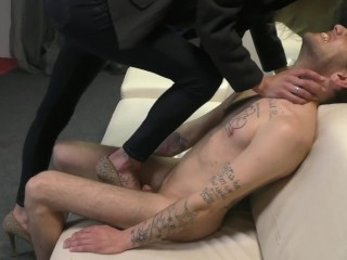 Melody Pleasure dominate Cheffie Porn