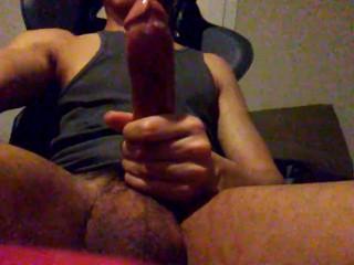 Cumming twice while watching porn