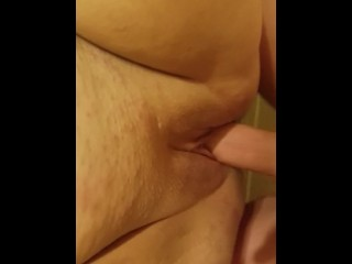 Fucking a shaved pussy