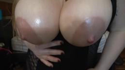 38DDD Natural Tits