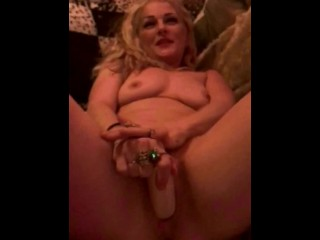 Making This Wet Pussy Cum