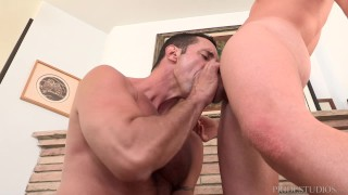 Preview 5 of Boarder Fucks Thick Dick Daddy To Get Skateboard Back