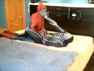day of the dead vs spiderman
