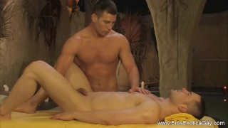 Deep Tissue Anal Massage