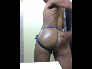 Oiled up and ready! Boypussy ready for dick. In Bay Area msg me