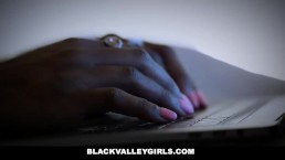 BlackValleyGirls - Sexy Black Teen Fucked By Married White Man