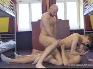 Alex Hell, Ray Cutler and Yuri Adamov