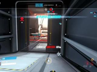 Overwatch widow triple penetration