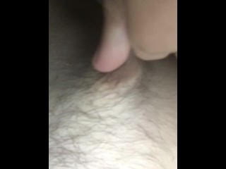 PLAYING WITH MY MAN NIPPLES PT 2
