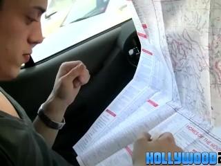 Kain Lanning and Jayden Ellis road trip around the US
