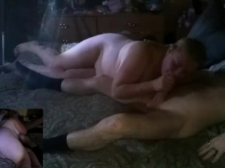 Hubby fucking wifey till she squirts!