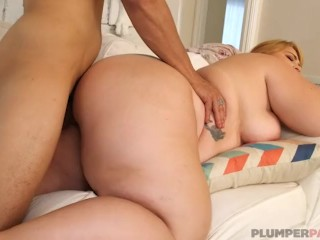 Big Booty PAWG Tiffany Star Get Railed by Huge Latino Cock