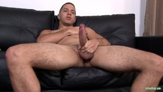ActiveDuty Str8 20yo Soldier Jerkin' & Feelin' Himself!!