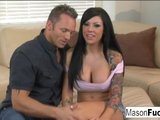 Mason Moore squirts all over