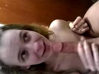 Next Whore sucks new friend bathroom swallows slapped TX/Houston blow trash