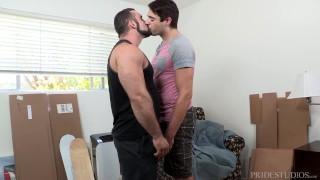 Landlord Daddy Jaxton Wheeler Fucks New Tenant