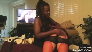 Ebony Femdom Compilation  mistree sahara black dominatrix anal black girl white guy pegging spanking vegas fuck his ass bbc strapon dildo