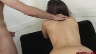 Bubble Butt girl Alexia fucked hard by James Deen