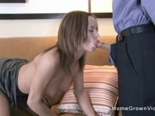 Amaleigh Shoots Her First Time Porno Flick