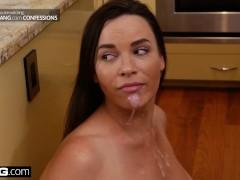 BANG Confessions Dana DeArmond has a fuck buddy food fetish