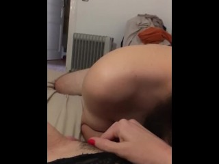 pussy licking spanish couple