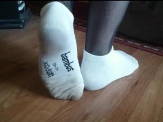 Sneaker Socken und das Toastbrot ** Crush Fun **