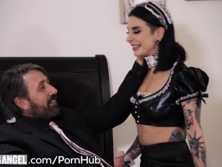 Naughty Maid Joanna Angel is the Ultimate Anal MILF!