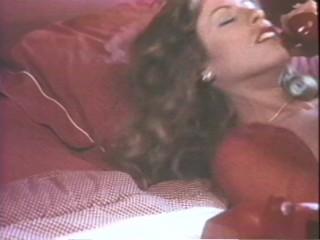 Gail Palmer Masturbates In Lingerie