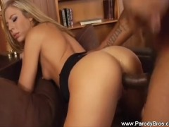 Sweet Blonde Teen Gets BBC Fuck