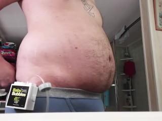 Bathroom Air Inflation