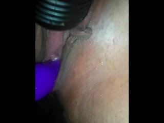 My sexy fiancee squirting