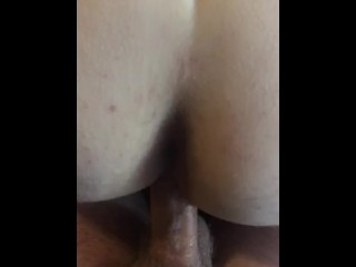 Short doggy style clip