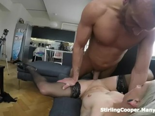 She Can't Get Enough of His Dick