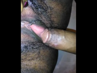 Daddy Cram slut daughter in the basement