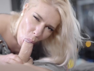 Step Brother seduced drunk Step Sister on Balcony and fuck her very hard