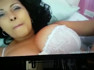 Grown Sexy Milf Takes Control forcing me to Bust Inside Fleshlight