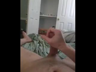 Cumming like crazy
