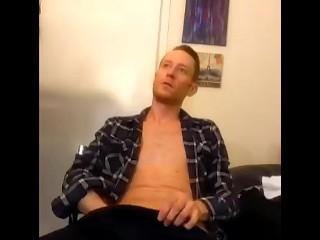 Jerk off and cum
