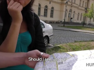 Hunt4k prague is the capital of sex tourism - 2 part 6