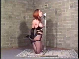 Helplessly Tied and Helplessly Sucking