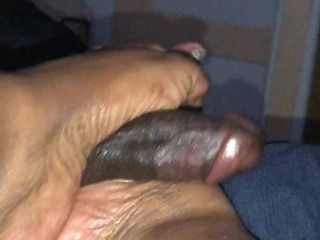 Big Daddy's First Foot Job