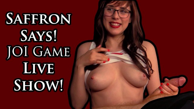Saffron says joi game sexy snapchat saturday february 25th 2017 9