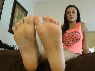 Video 944849503: gianna nicole, model foot job, feet foot job