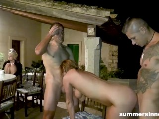 Video 1485434003: mea melone, amirah adara, double penetration doggy style, fingering doggy style fuck, dp double penetration, double penetration orgy, double penetration deep throat, double deep throat blowjob, pornstar fucked doggy style, dick doggy style fucking, babe doggy style fucked, cock doggy style fucking, double penetration big dicks, double handjob blowjob, fucked doggy style outside, double penetration party, double penetration group, public double penetration, babe public nudity, babe fingers wet